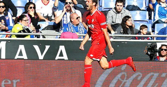 RCD Espanyol 0-3 Sevilla FC (Excelsa victoria 1000 en Cornellat)