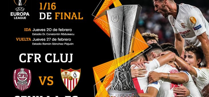 CFR Cluj – Sevilla FC